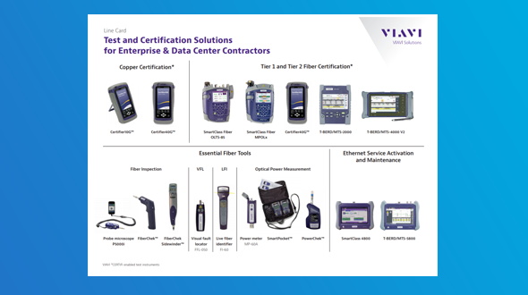 Test and Certification Solutions