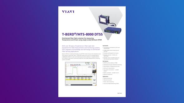 Distributed Fiber Optic Solution
