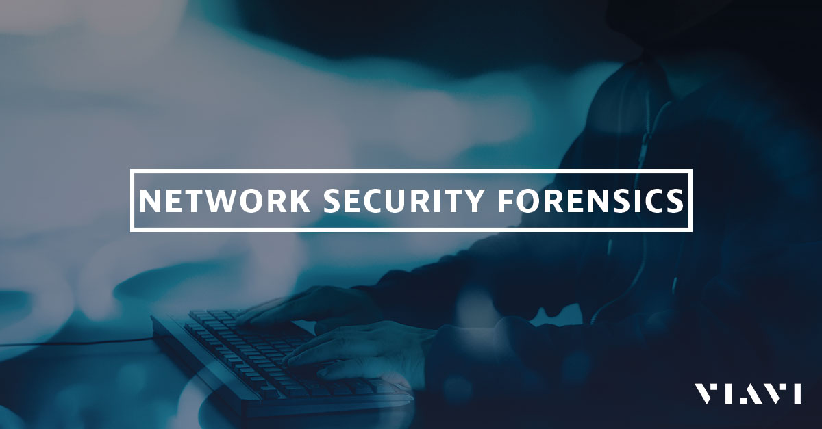Network Security Forensics