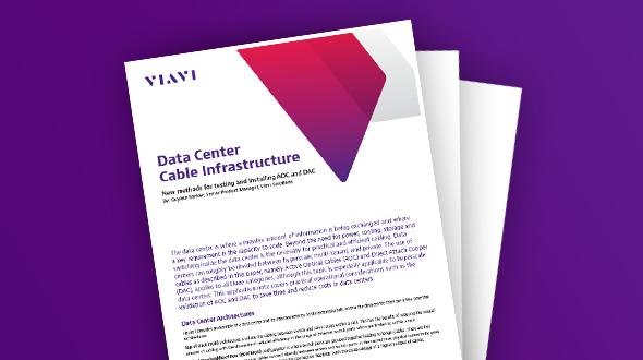 Infrastructure câbles des datacenters