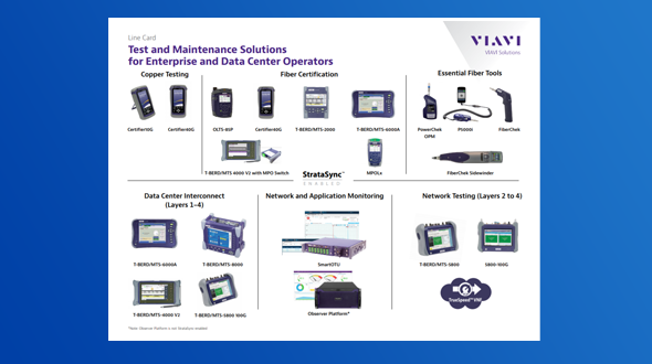 Test and Maintenance Solutions