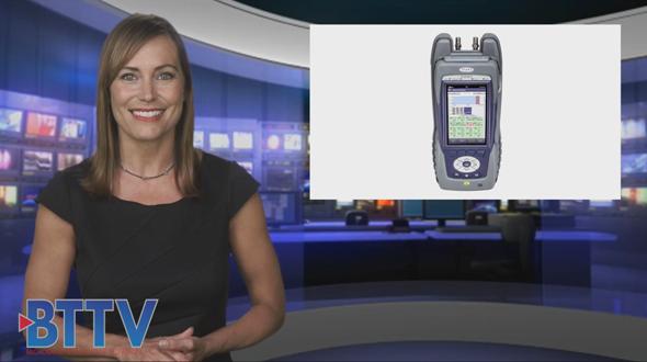 Relatório de tecnologia de banda larga sobre o OneExpert CATV