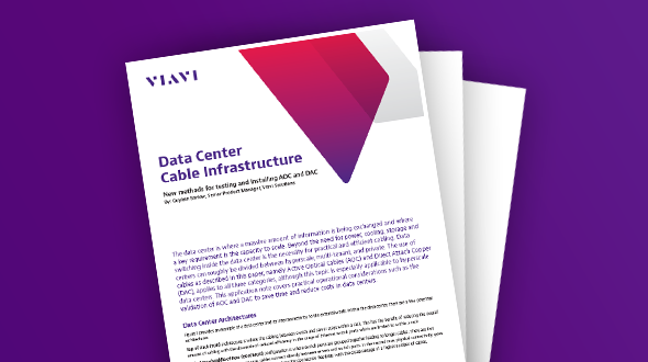 Data Center Cable Infrastructure