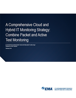 A Comprehensive Cloud and Hybrid IT Monitoring Strategy