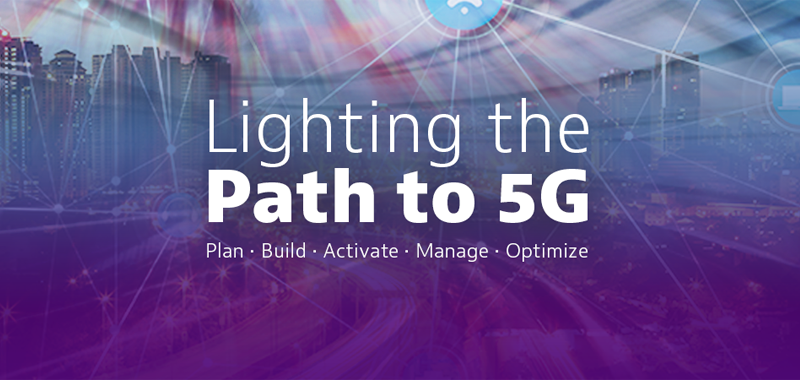 Lighting the Path to 5G at Mobile World Congress 2017