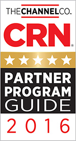 5 Star Rating from CRN