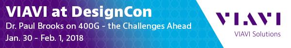 DesignCon   VIAVI Solutions Inc