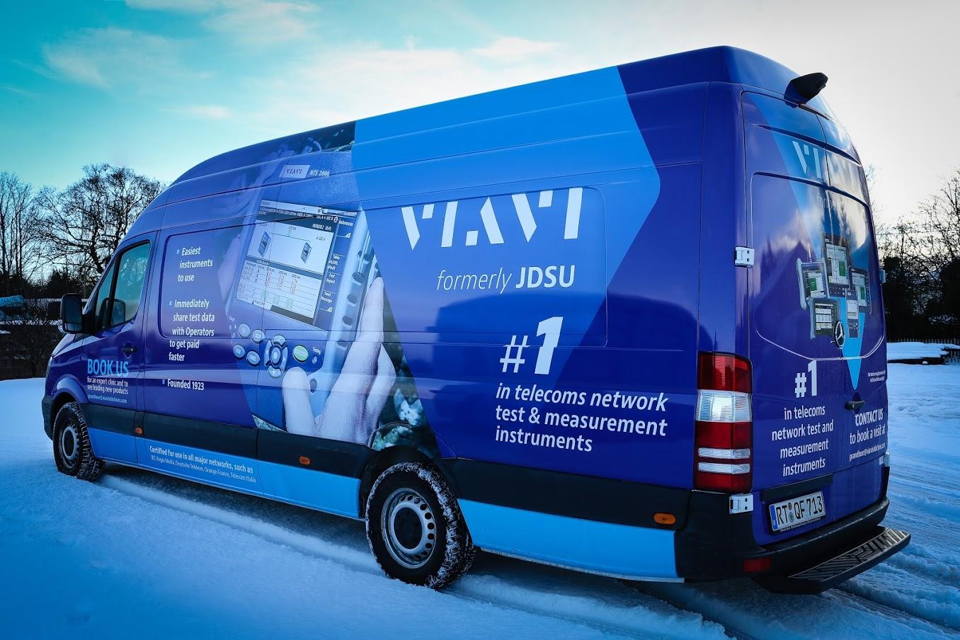 VIAVI Grand Tour Van