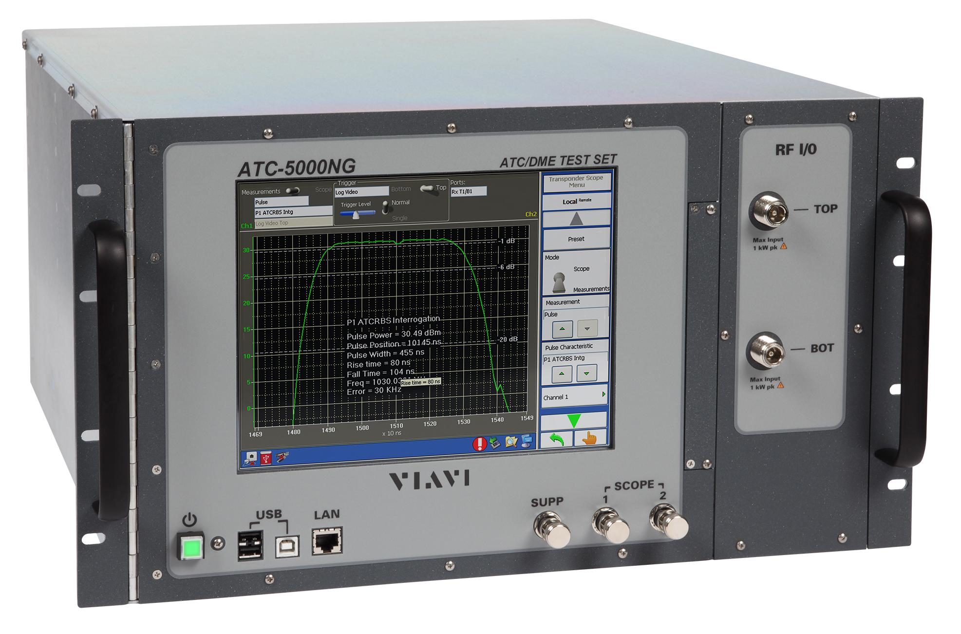 Atc 5000ng Nextgen Transponder Dme Test Set And Ads B