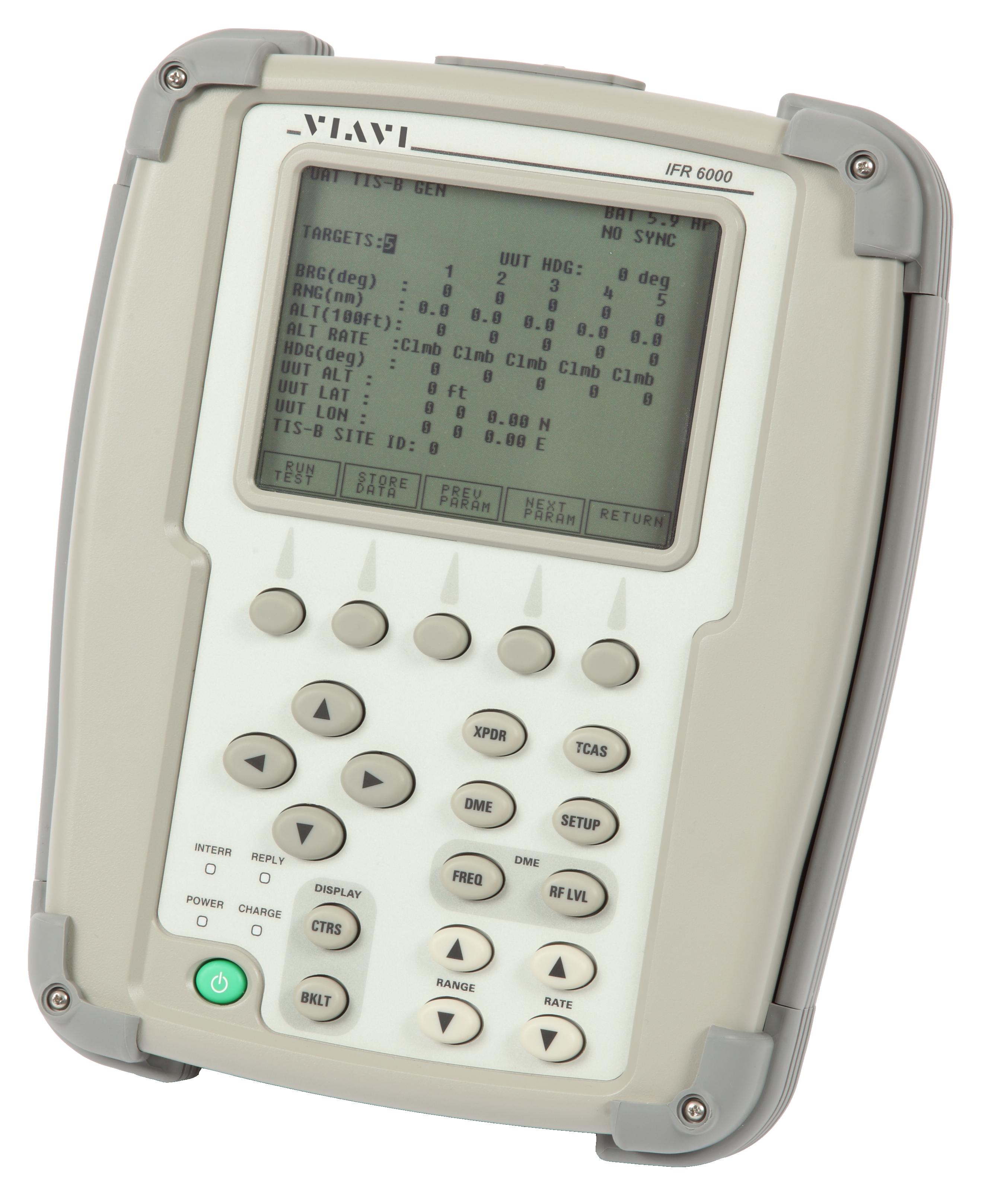 Ifr6000 Transponder Dme Tcas Flight Line Test Set Viavi Solutions Inc Warn Mx 6000 Wiring Diagram