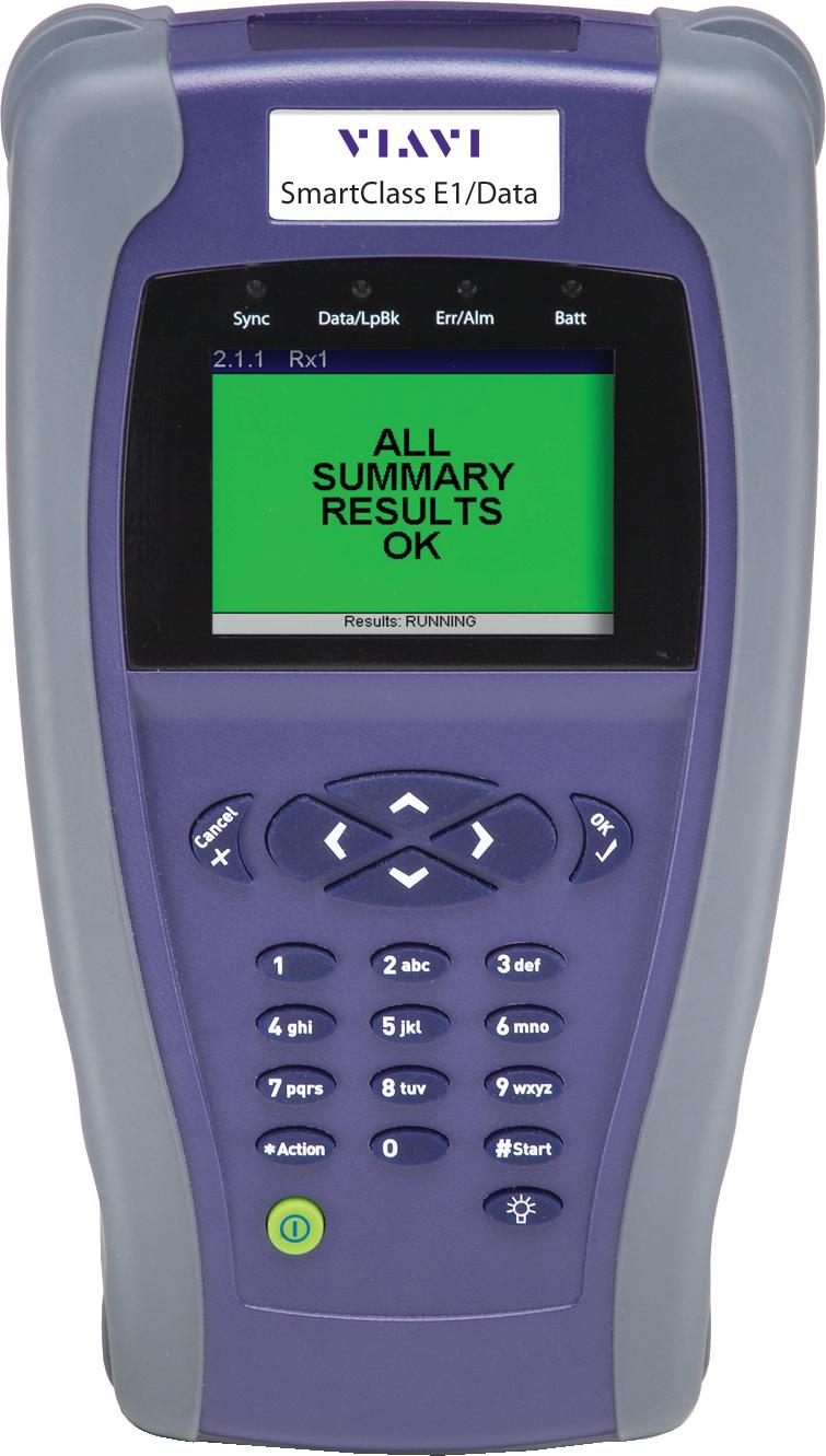 Smartclass E1 Datacom Tester Discontinued Viavi