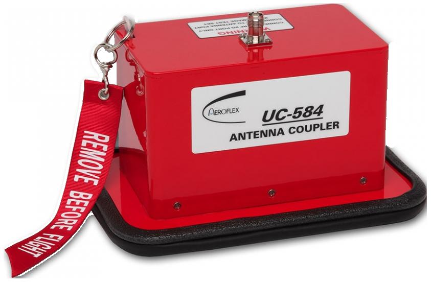 Uc 584 Universal Transponder Antenna Coupler Viavi