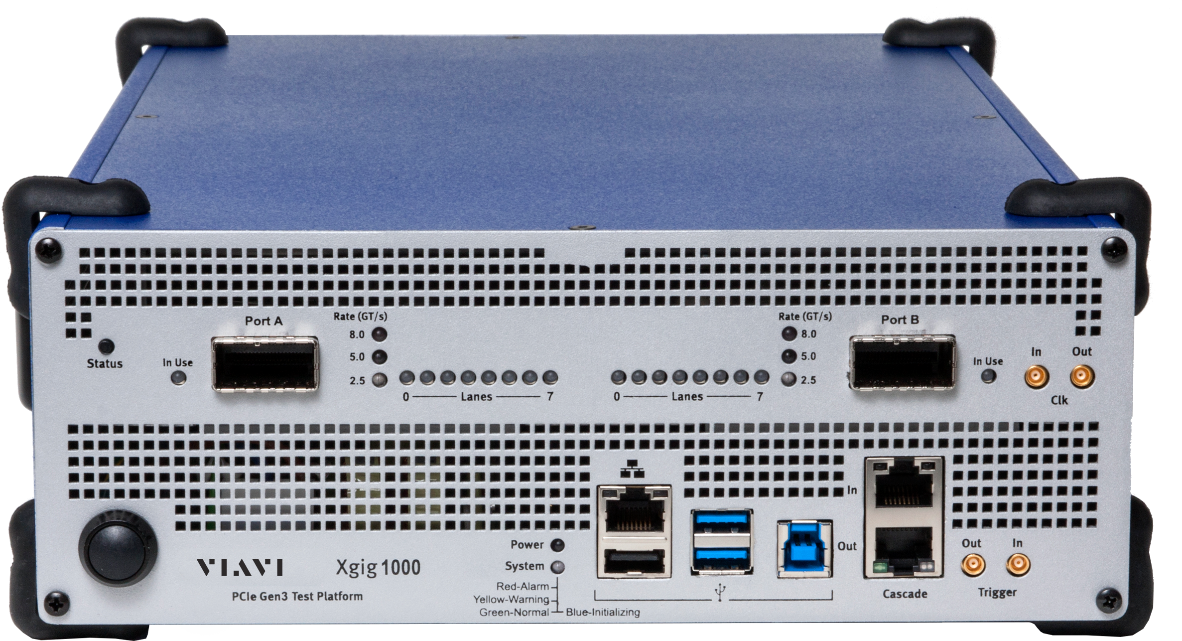 Xgig 1000 PCIe and NVMe Analysis System | VIAVI Solutions Inc