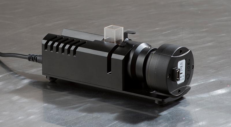 MicroNIR Transmission Fixture