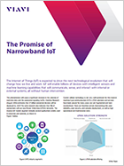 The Promise of Narrowband IoT
