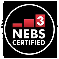 NEBS 3 Certified