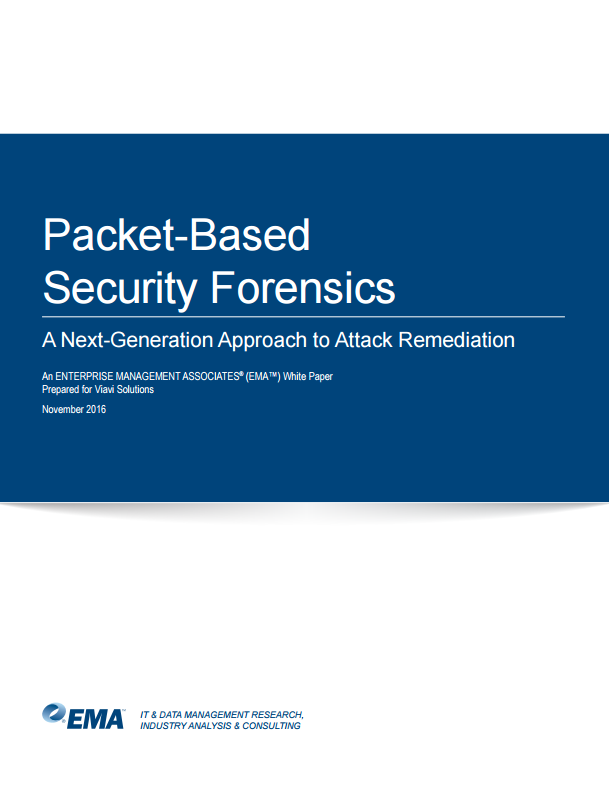 Packet-Based Security Forensics: A Next-Generation Approach to Attack Remediation