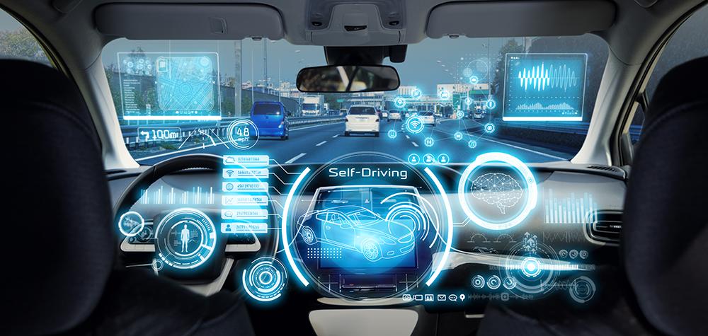 Automotive 3D Sensing Technology
