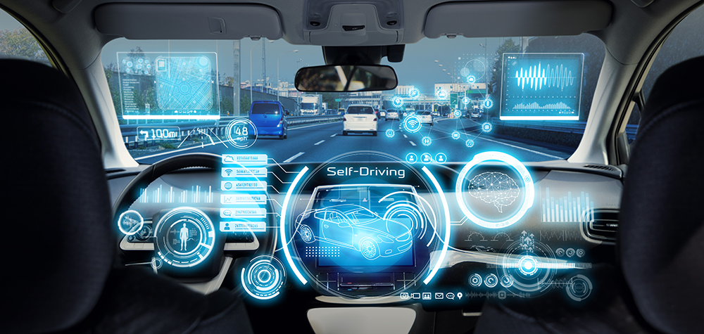 Automotive 3D Sensing Technology