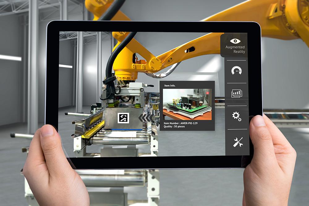 Industrial 3D Sensing Technology
