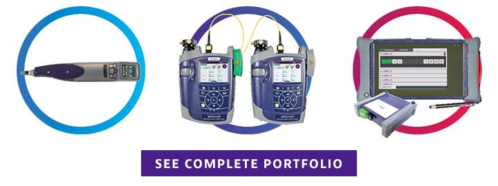 MPO Test Solutions Portfolio