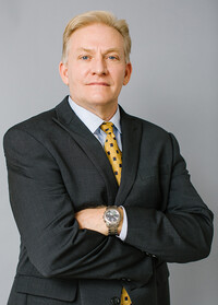 Barry Johnson, Vice President, Global Channels at VIAVI