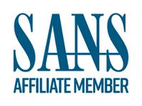 SANS Institute Affiliate