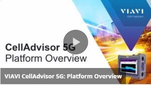 CellAdvisor 5G Platform Overview