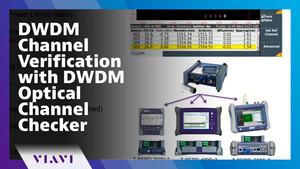 DWDM Channel Verification