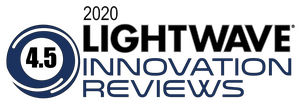 Lightwave Innovation Reviews 4.5 Award
