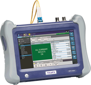 MTS-5800 Handheld Network Tester