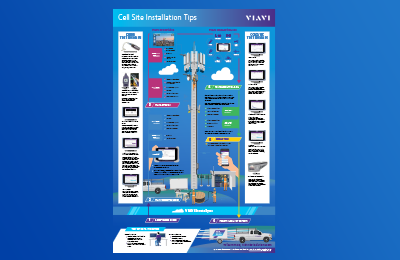 5G Poster: Cell Site Installation Tips