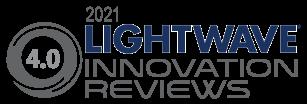 2021 Lightwave Innovation Award 4.0