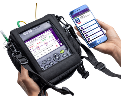 Optical Multimeter with Mobile Application