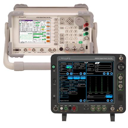 3920B Radio Test Platform and 8800SX Digital Radio Test Set