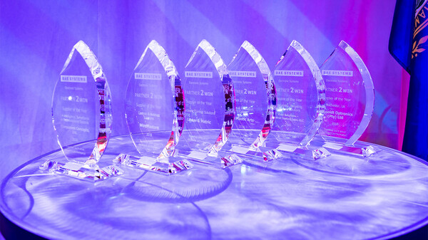 BAE Systems Honors VIAVI Solutions with a Supplier of the Year Award