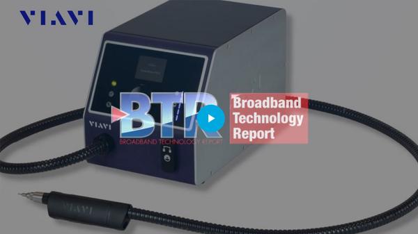 VIAVI CleanBlastPRO™: Product Announcement from BTR
