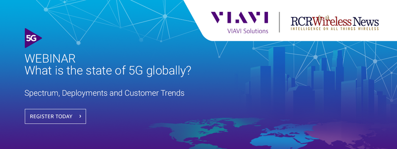 What's the status of 5G globally?