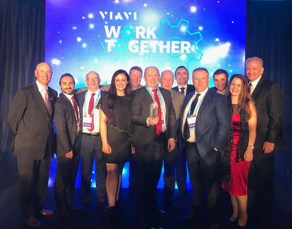 VIAVI Recognizes Butler Technologies With 2019 Velocity Pinnacle Award