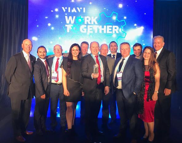 VIAVI Recognizes Butler Technologies With 2019 Velocity Pinnacle Award