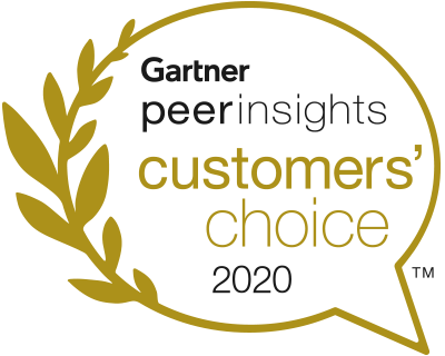 Gartner Peer Insights Customers Choice
