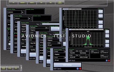Avionics Test Studio Software Defined PXI Instruments