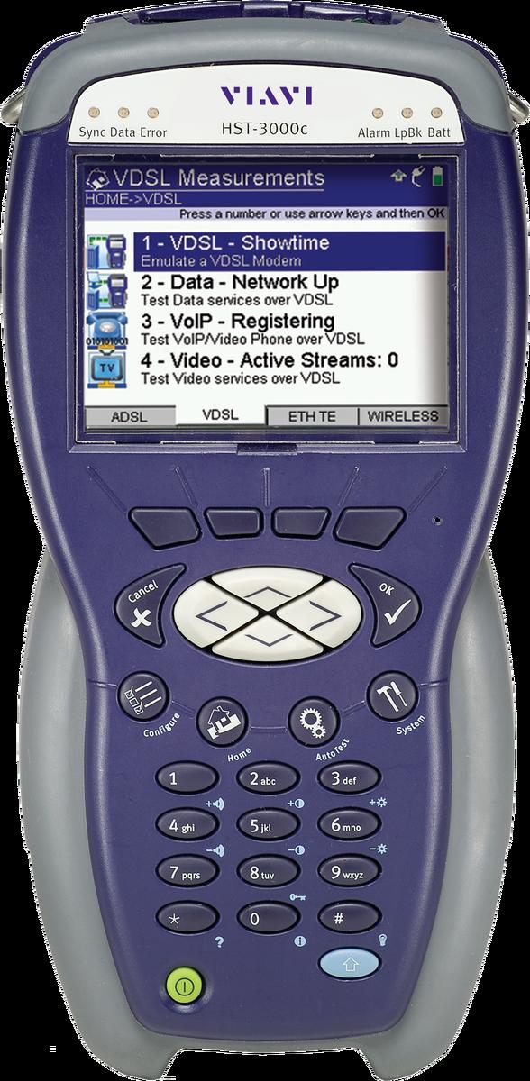 HST-3000 | VIAVI Solutions Inc.