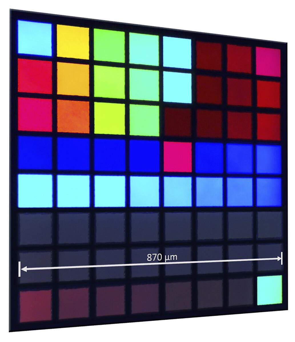 Spectral Sensing Filters | VIAVI Solutions Inc.