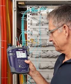 Testing Fiber for Optical Loss