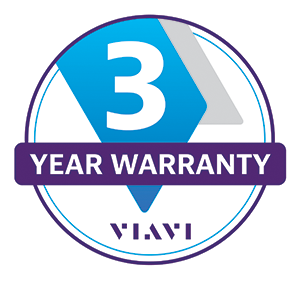 VIAVI 3 Year Warranty